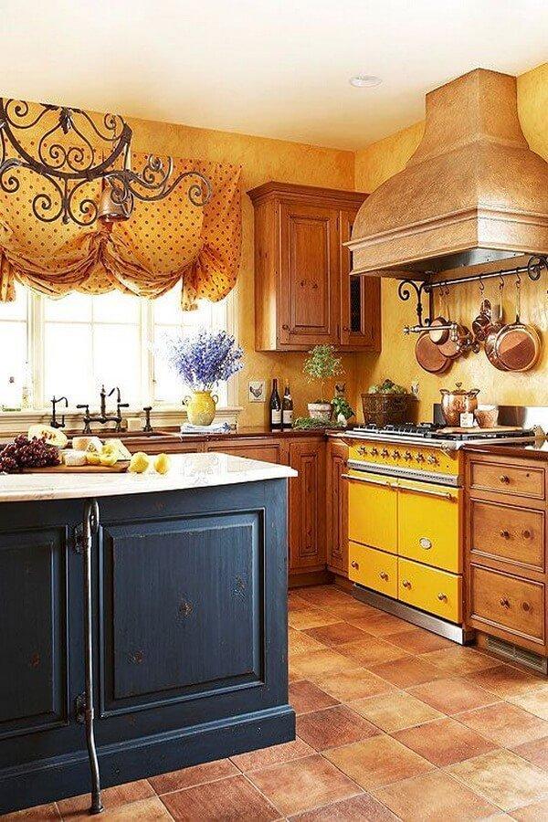 10 Fresh Yellow Kitchen Interior Design Ideas Https
