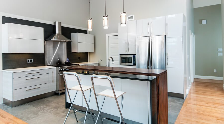 15 Serene White Kitchen Interior Design Ideas