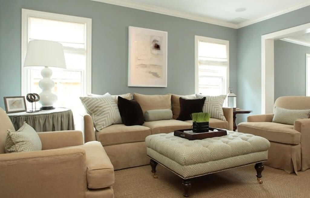 15 paint color design ideas that will liven up your living - Traditional living room paint colors ...