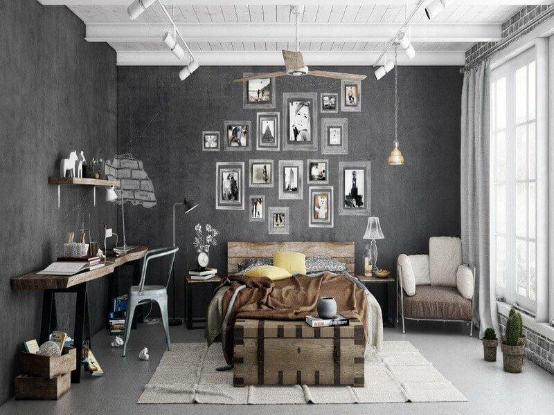 10 Modern Industrial Style Interior Design Ideas