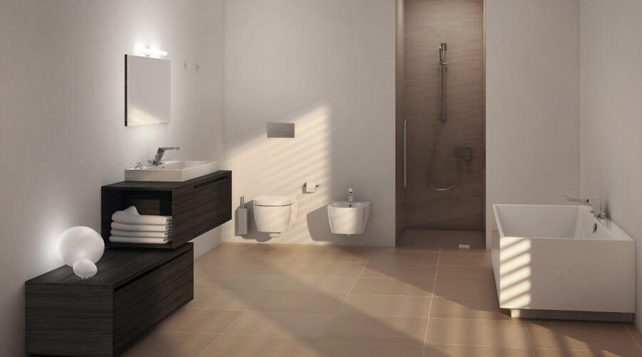 40 Modern Minimalist Style Bathrooms: 10 Terrific Minimalist Bathroom Interior Design Ideas
