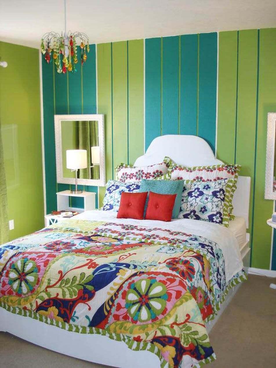 10 Bohemian Bedroom Interior Design Ideas - https ... on Modern Boho Bedroom  id=61661