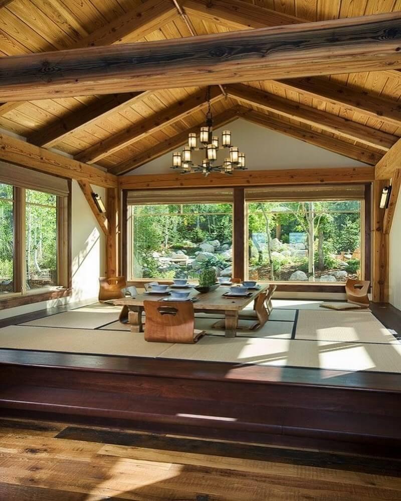 Japanese Dining Room: 10 Serene Zen Interior Design Ideas
