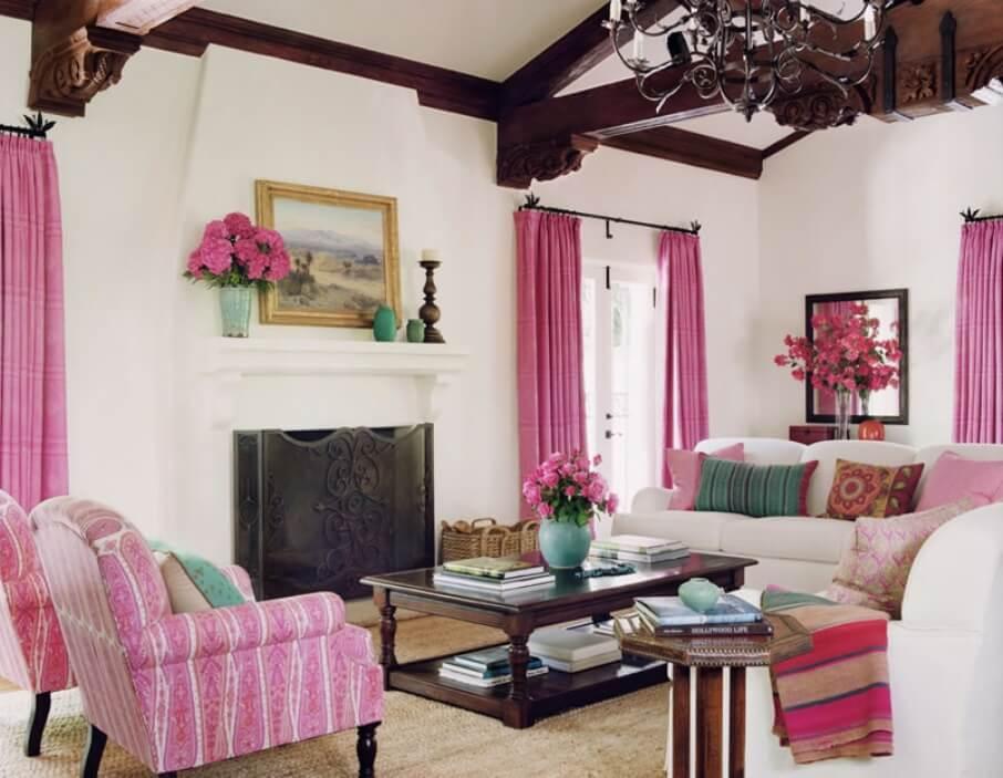 title | Rustic Boho Living Room