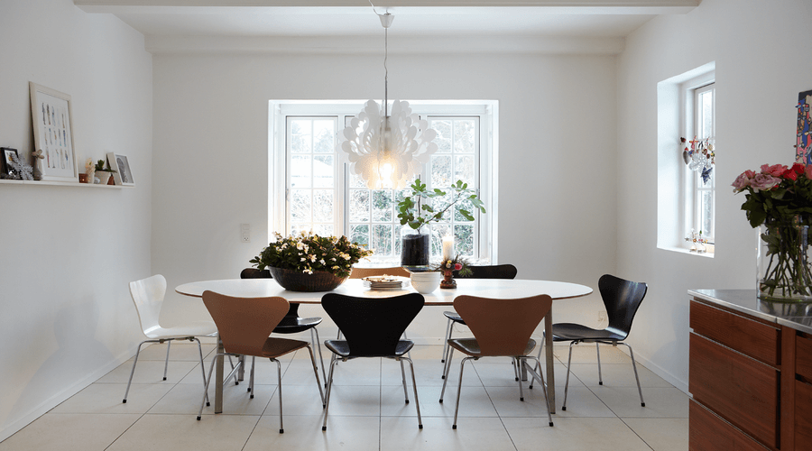 Cool Scandinavian Dining Room Interior Design Ideas