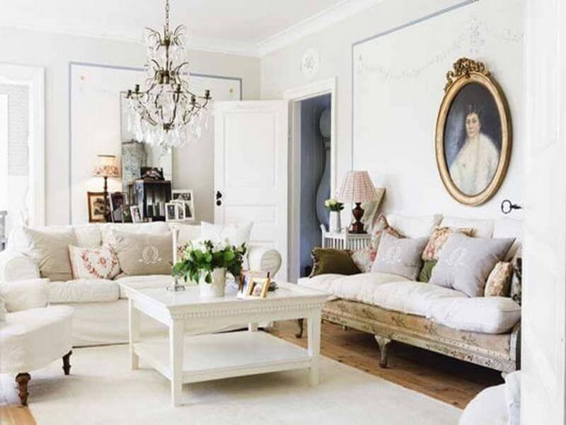 10 stunning boho chic living room interior design ideas for White boho living room