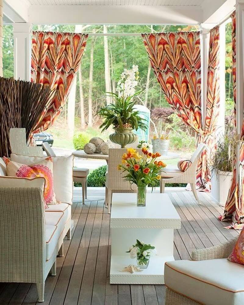 10 charming front porch design ideas https Front veranda decorating ideas