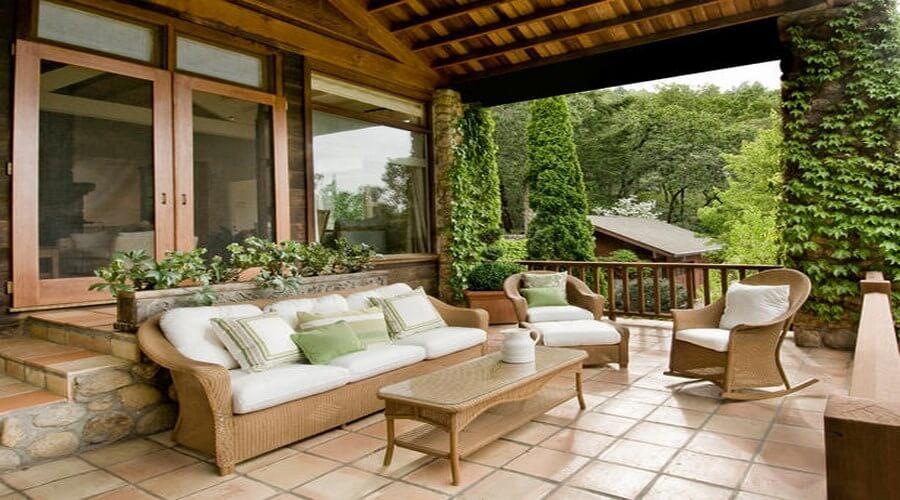 10 Charming Front Porch Design Ideas