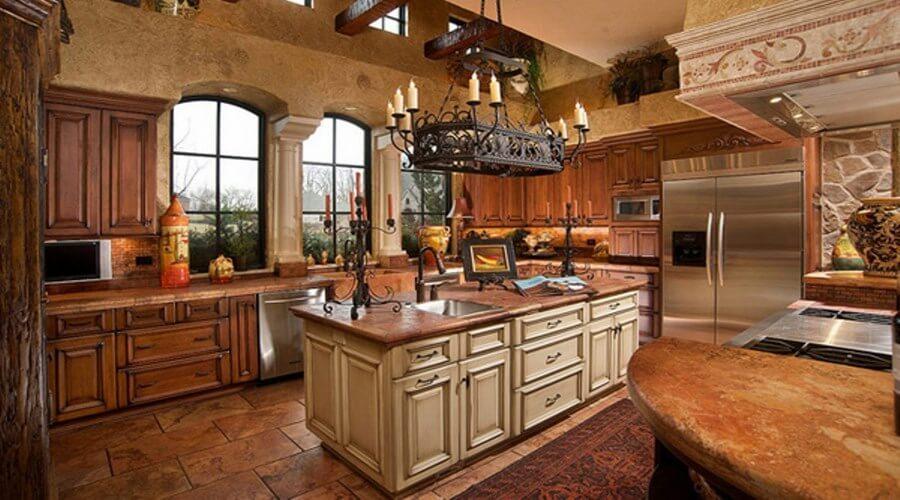 10 Amazing Mediterranean Kitchen Interior Design Ideas - Interior Idea