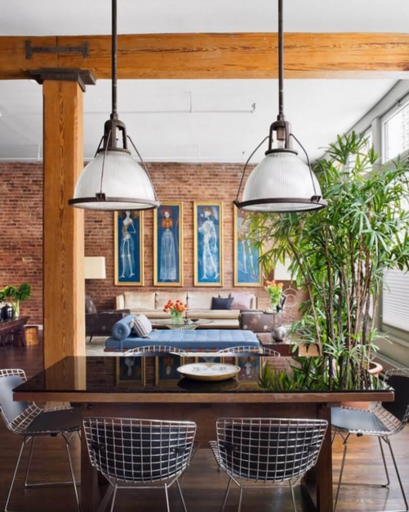 10 Captivating Exposed Brick Walls Interior Design Ideas