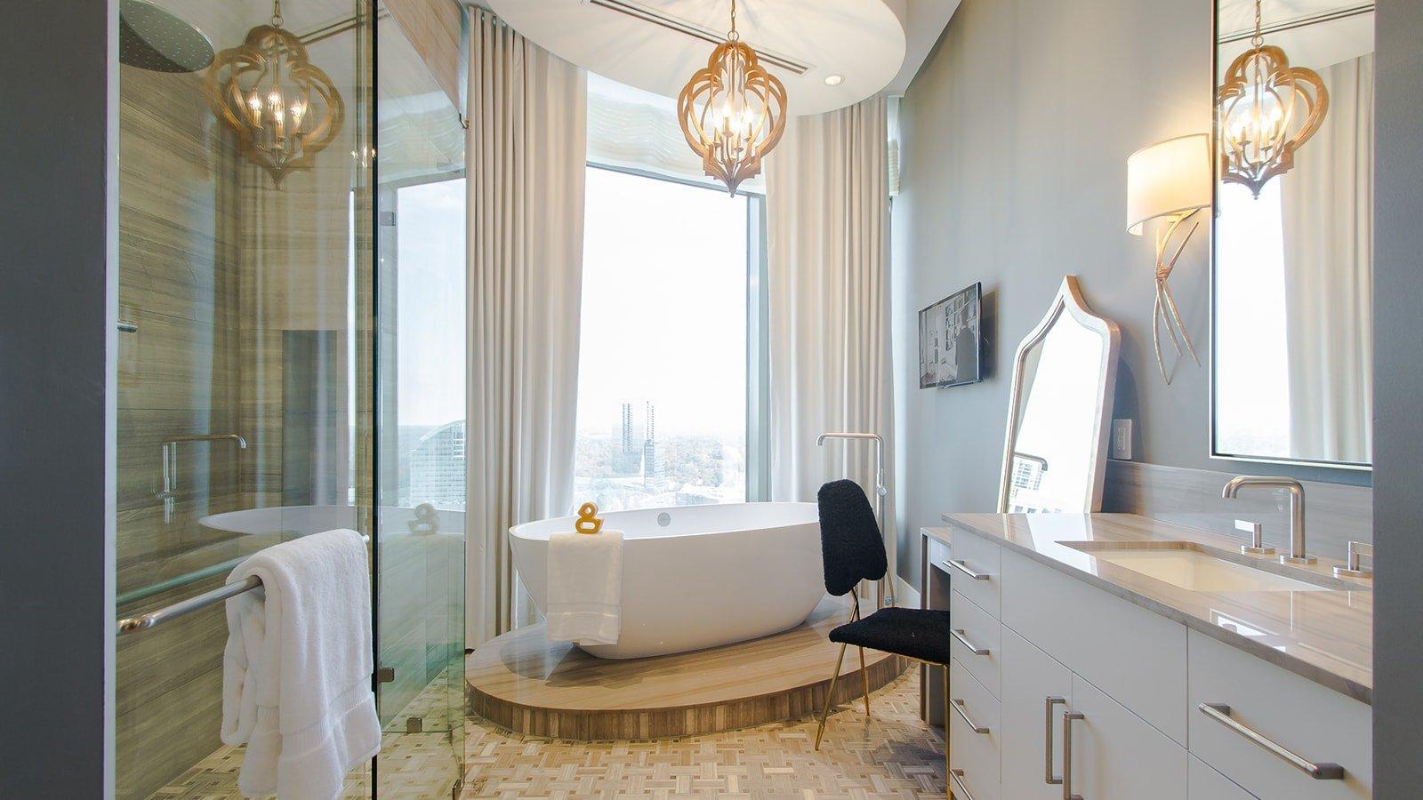 10 Gorgeous Bathroom Interior Design Ideas