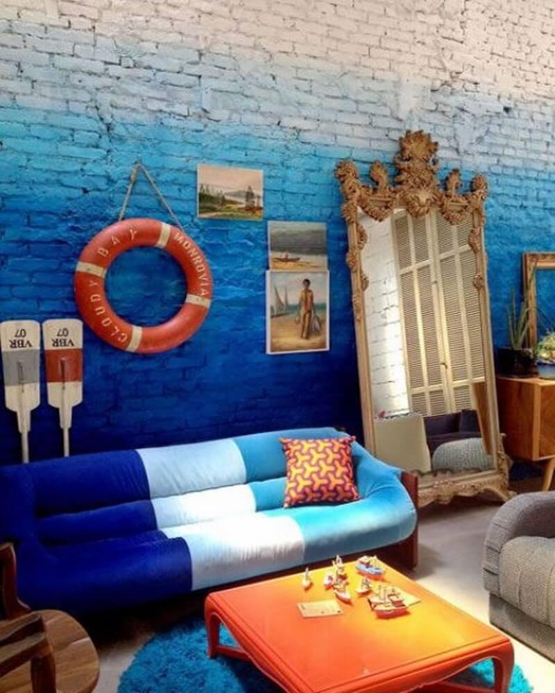 10 Incredibly Creative Interior Design Ideas With Ombre