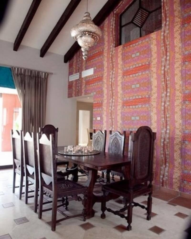 10 Exotic Moroccan Inspired Dining Room Interior Design
