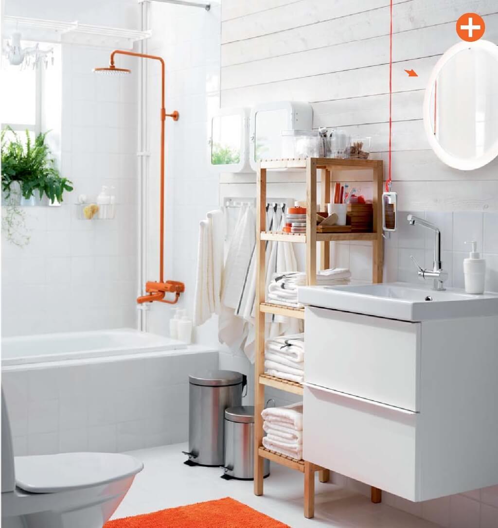 15 Inspiring Bathroom Design Ideas with IKEA | Futurist ...