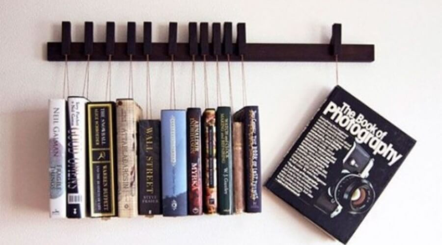Book Rack Bookcase