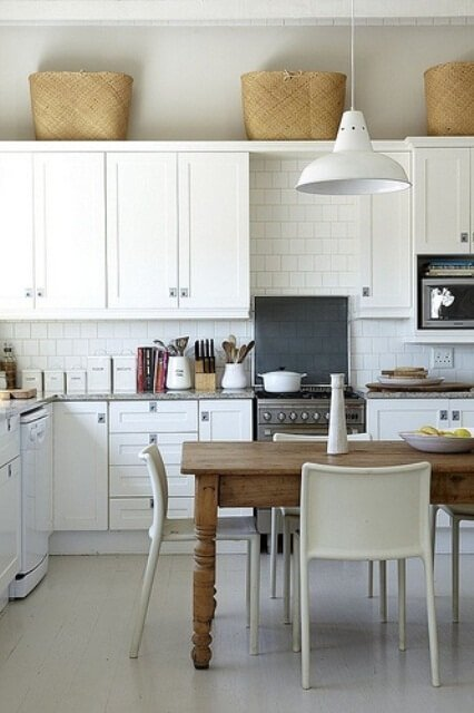 12 rustic scandinavian kitchen design ideas Scandinavian kitchen designs