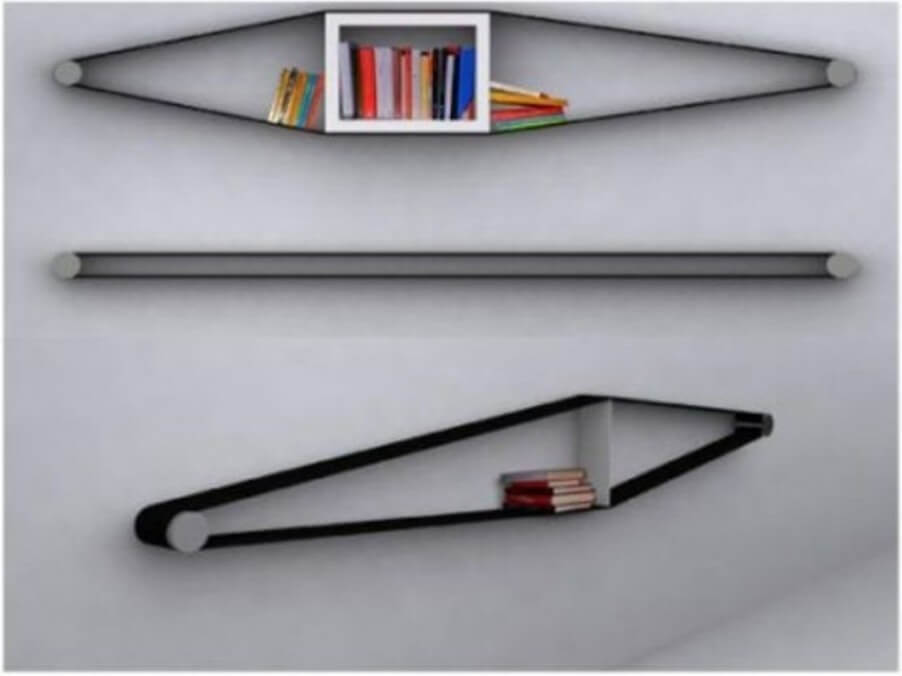 Creative Bookcase