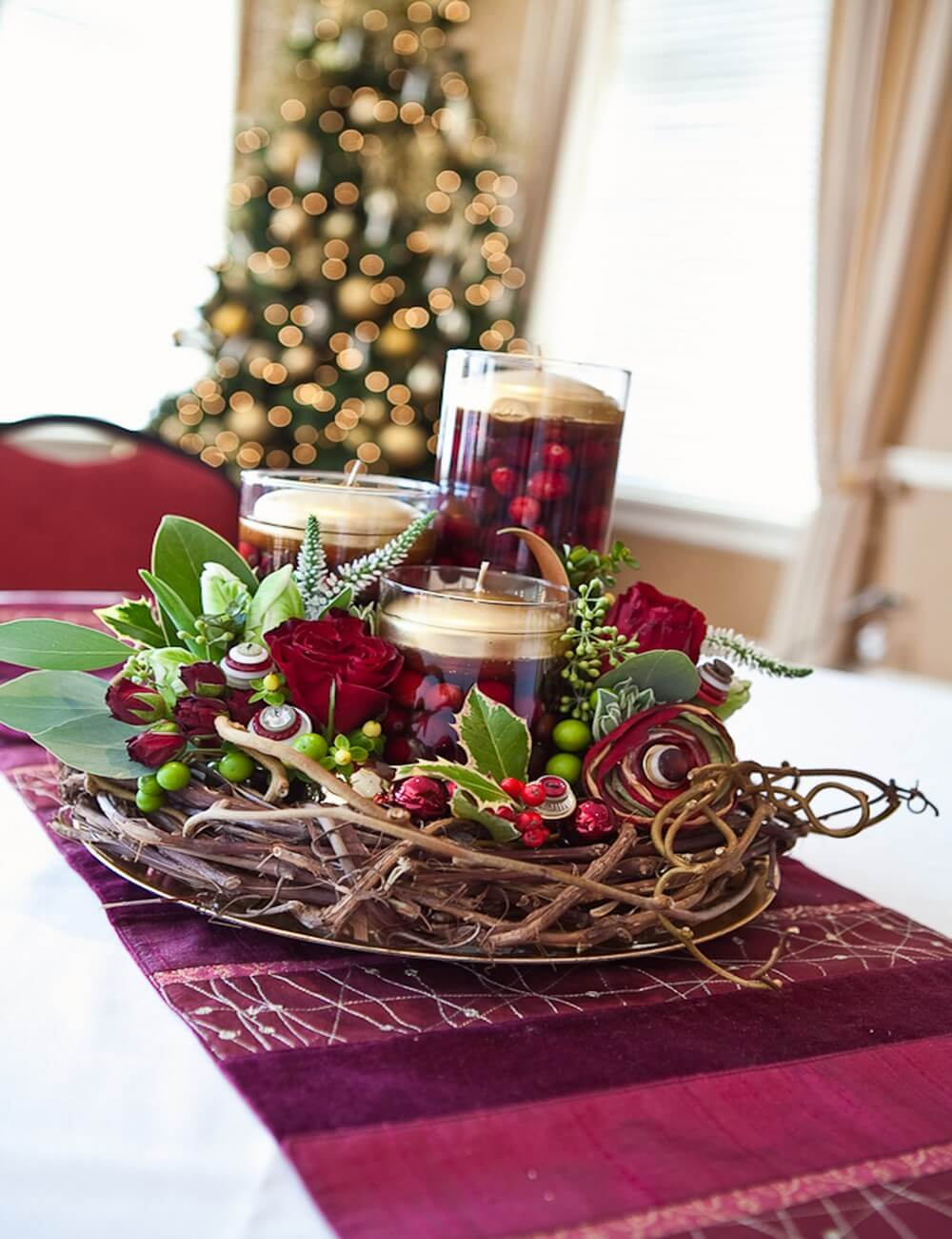 Best christmas centerpieces for a holiday table https