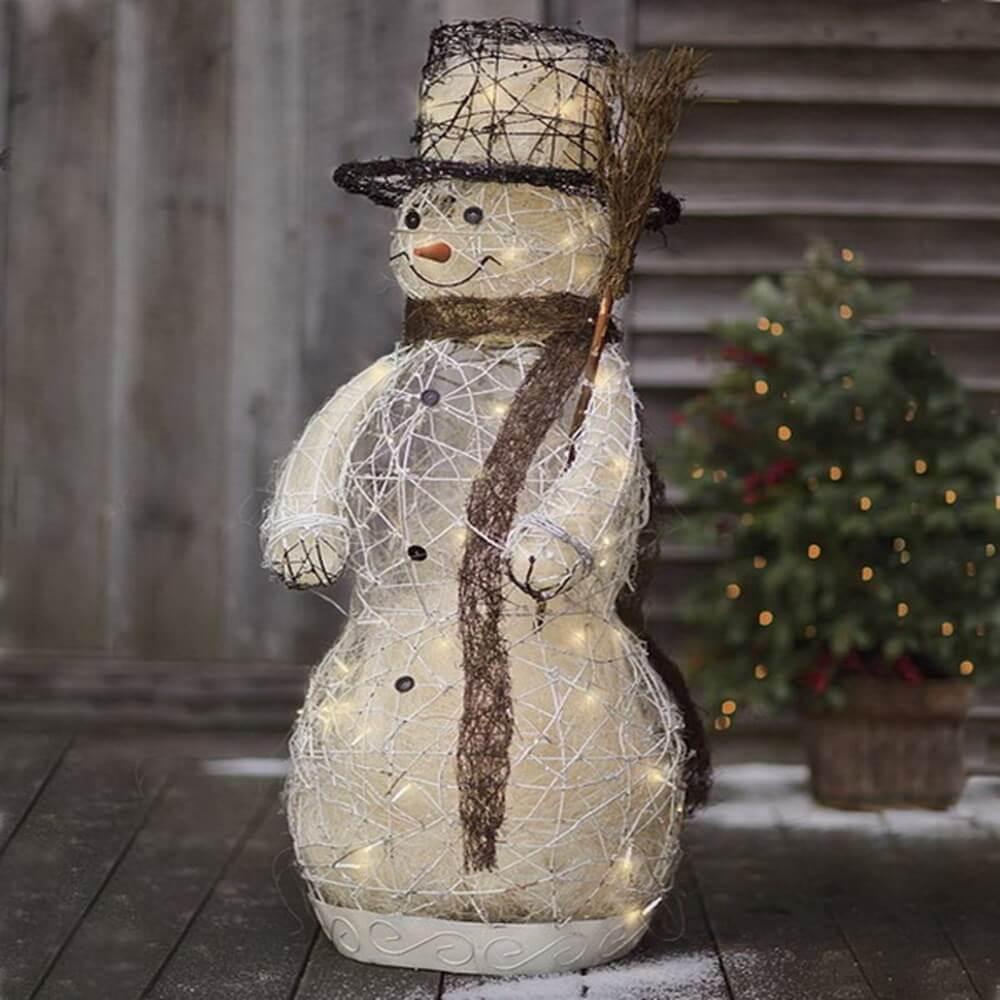 Outdoor Christmas Decorations Deer