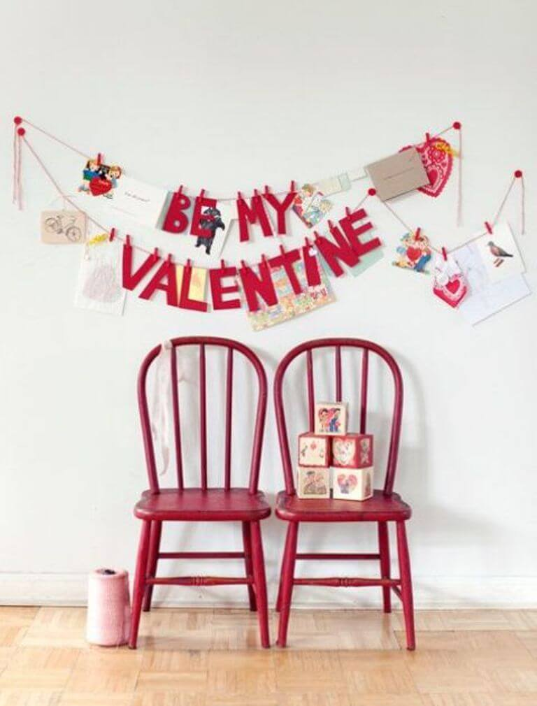 Cute Hot Red Decor