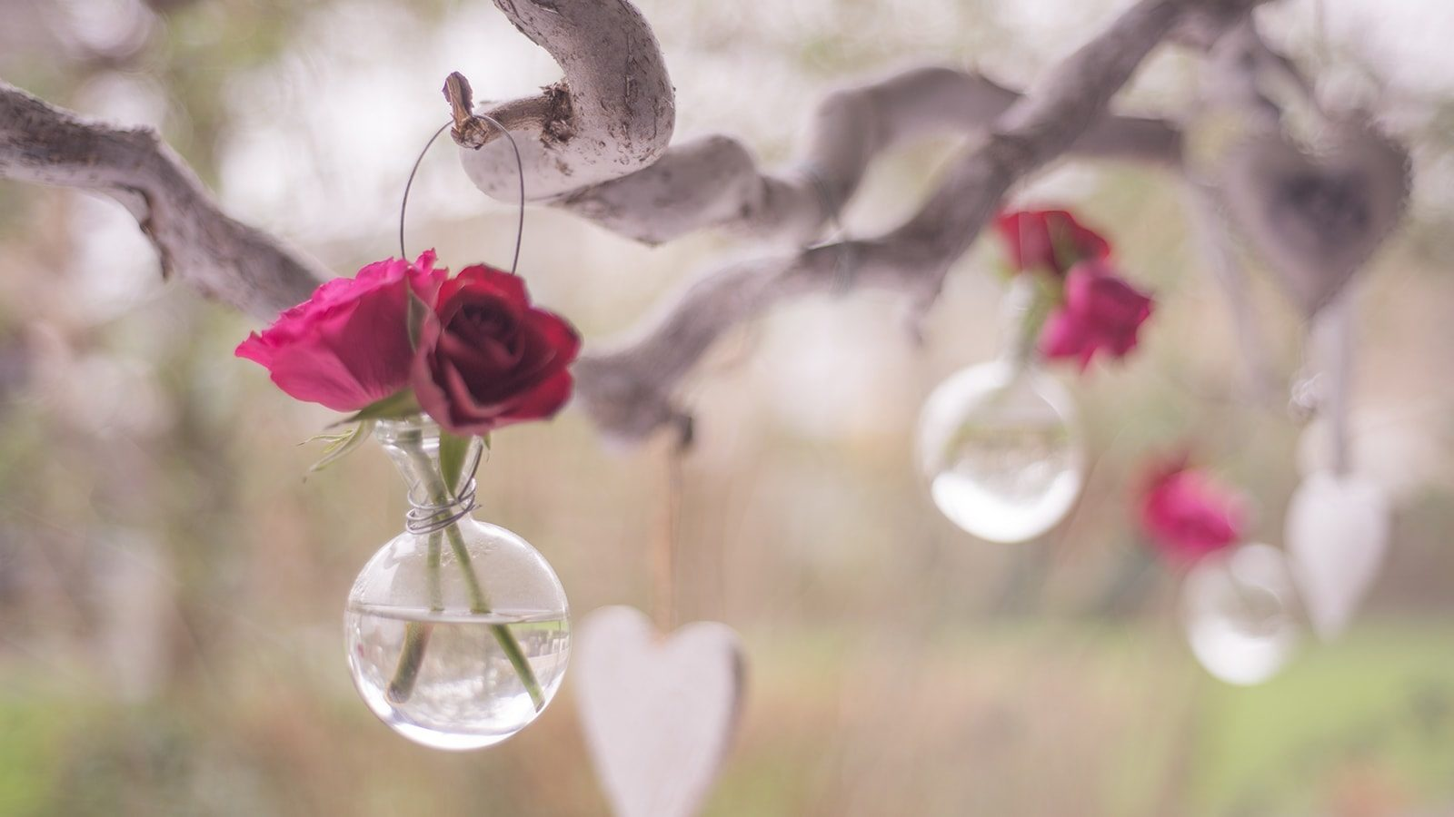 8 Super Lovely Outdoor Valentine's Decor
