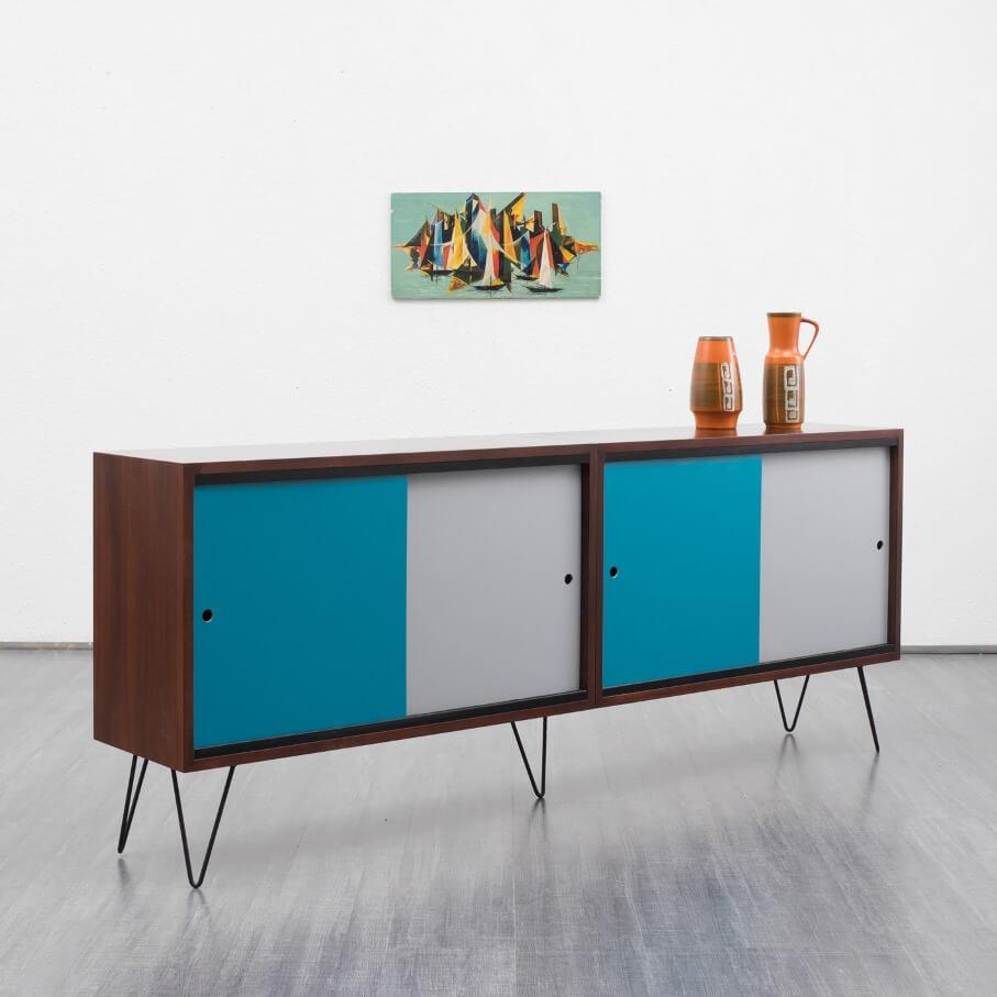 12 mid century modern sideboard ideas. Black Bedroom Furniture Sets. Home Design Ideas