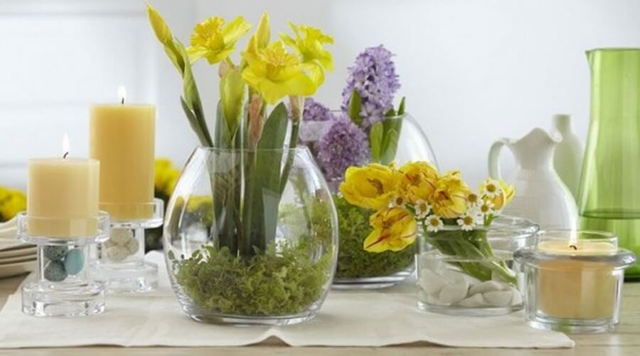 12 Delightful Spring Flower Decorations For Your Home