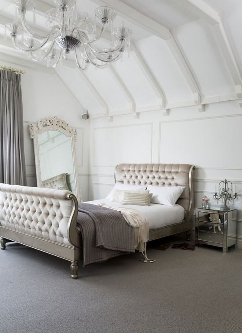 Sophisticated Neutral Bedroom