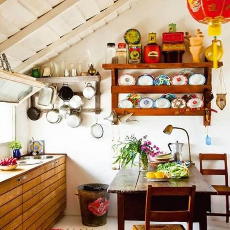 11 Superb Attic Kitchen Designs