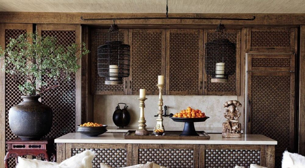 Morocoan Exotic Kitchen