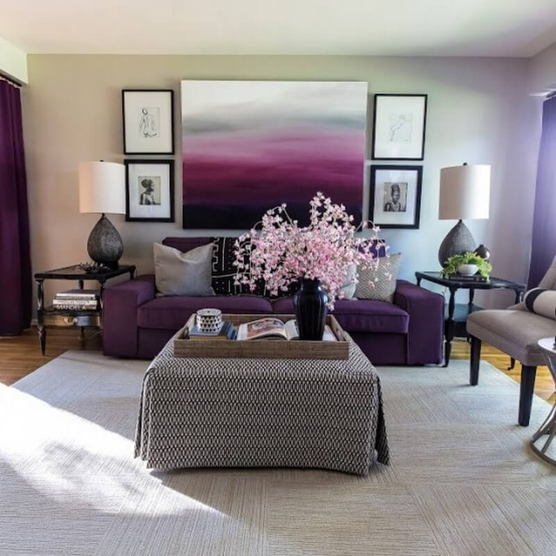 Feminine Living Room Ideas: 8 Living Room Designs With Delightful Feminine Charm