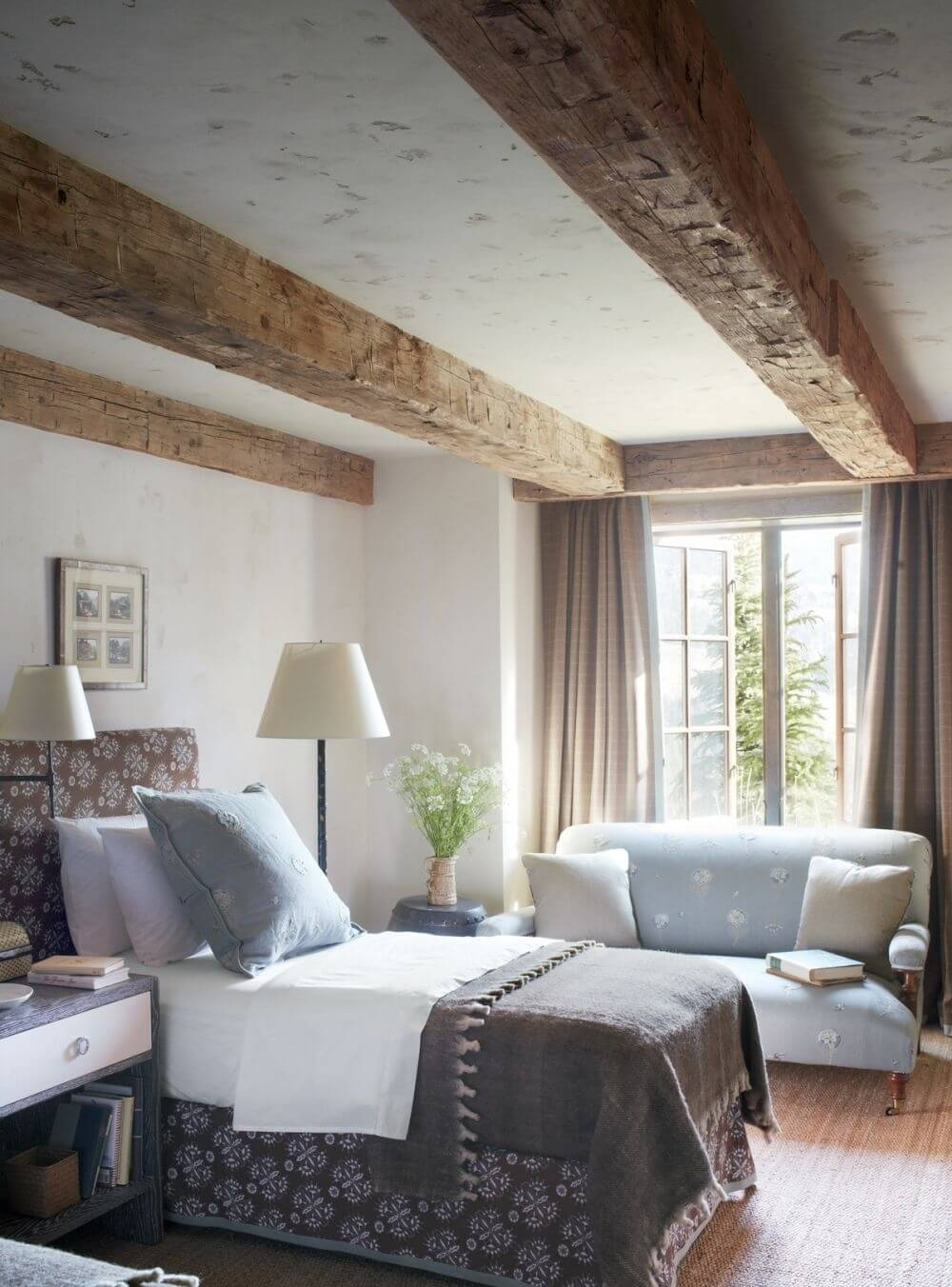 Beautiful Rustic Bedroom