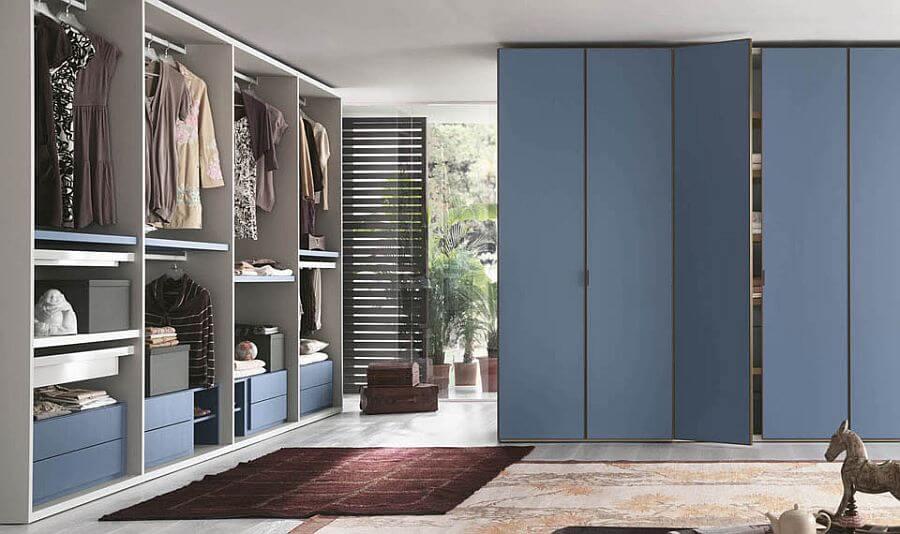 Charming Open Closet