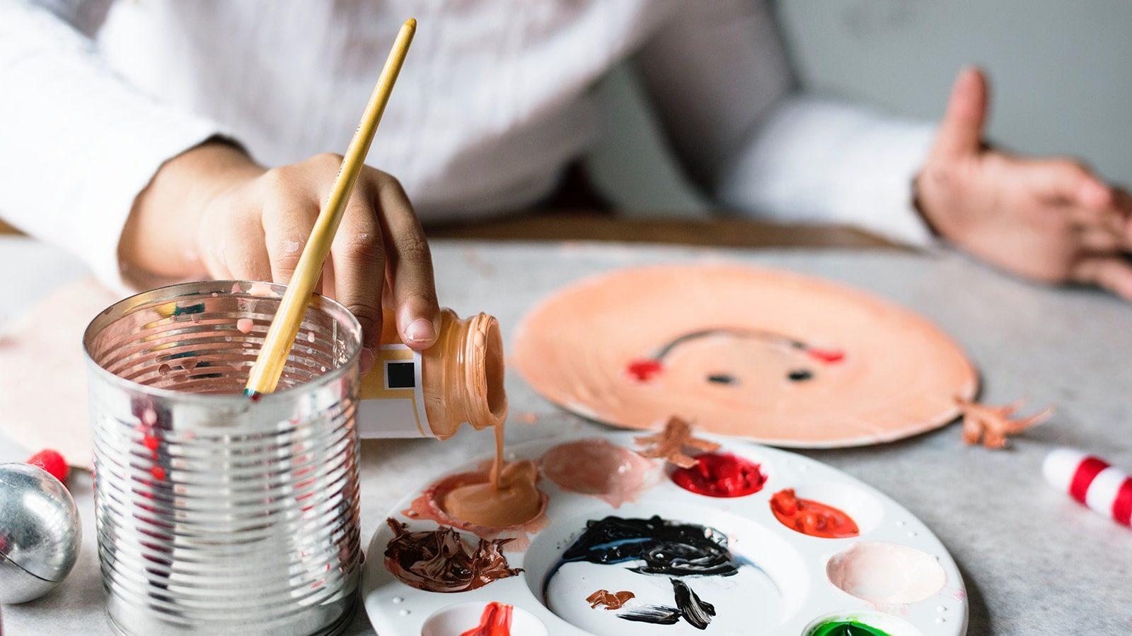 Kid Friendly Modular Kitchen Designs