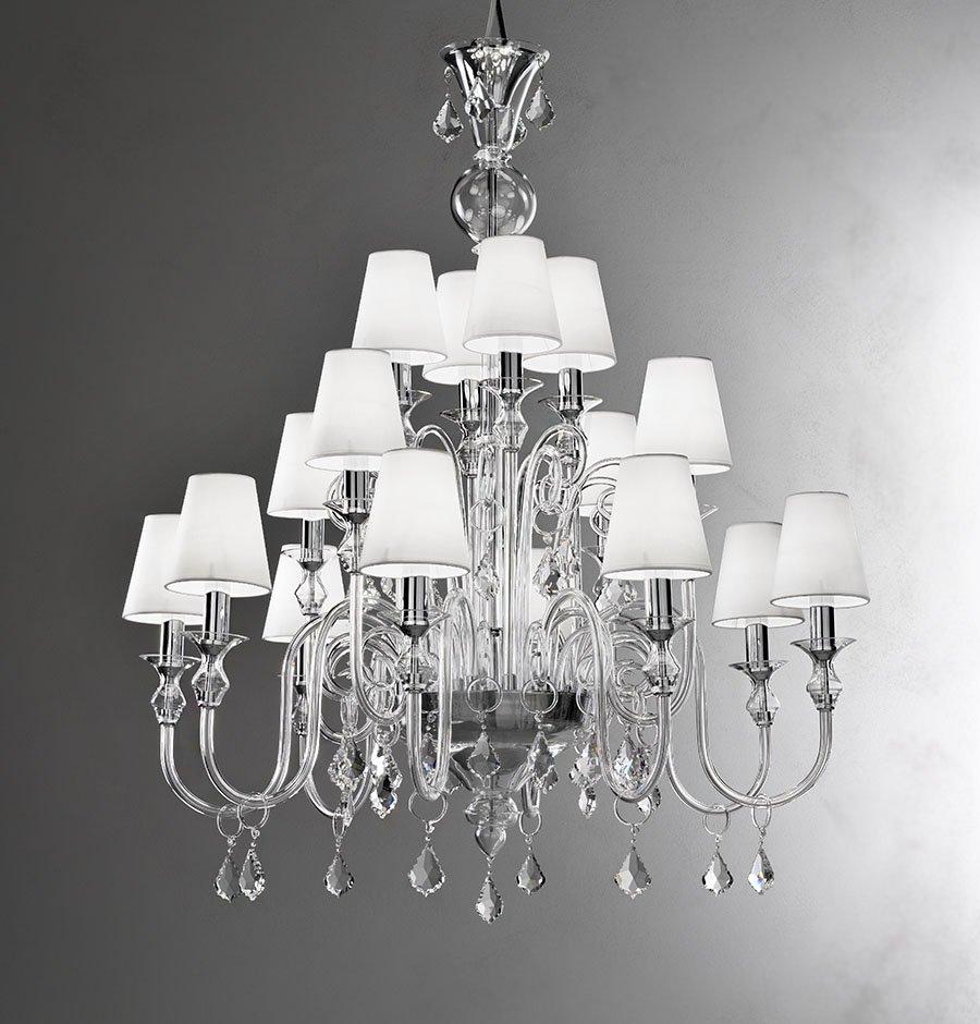 Glass-chandelier-shades-craluxlighting-com-drum-lamp