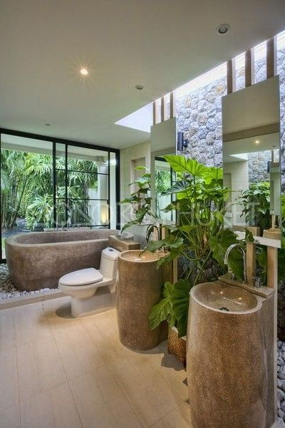 Garden Bathroom