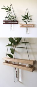 Small Hanging Shelves