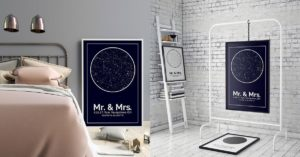 Two Star Map Posters