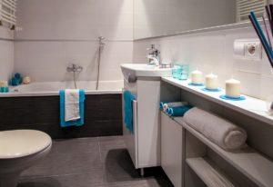 Change Colors in Your Bathroom