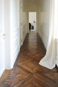 Diamond Flooring Pattern