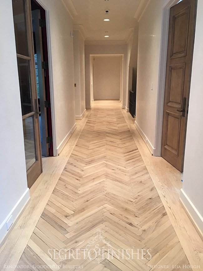 Hardwood Hallway