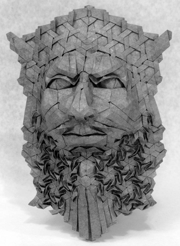 Origami Mask