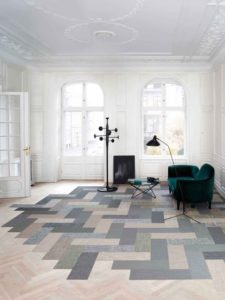 Soft Colored Flooring