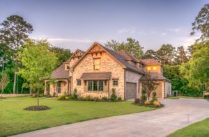 Choose Something Consistent with Your Home's Architecture