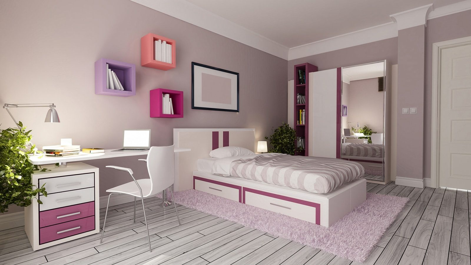 4 Teen Bedroom Ideas That Will Help You Liven Up Your Child's Space