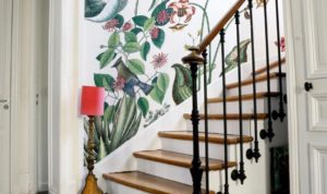 Nature Inspired Staircase