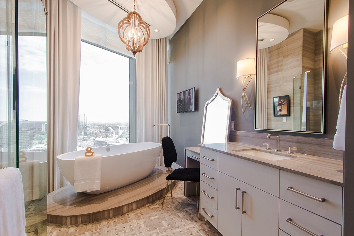 Expensive Looking Bathroom
