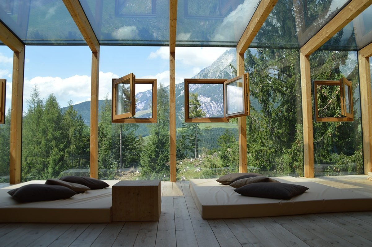 Custom Build House with View