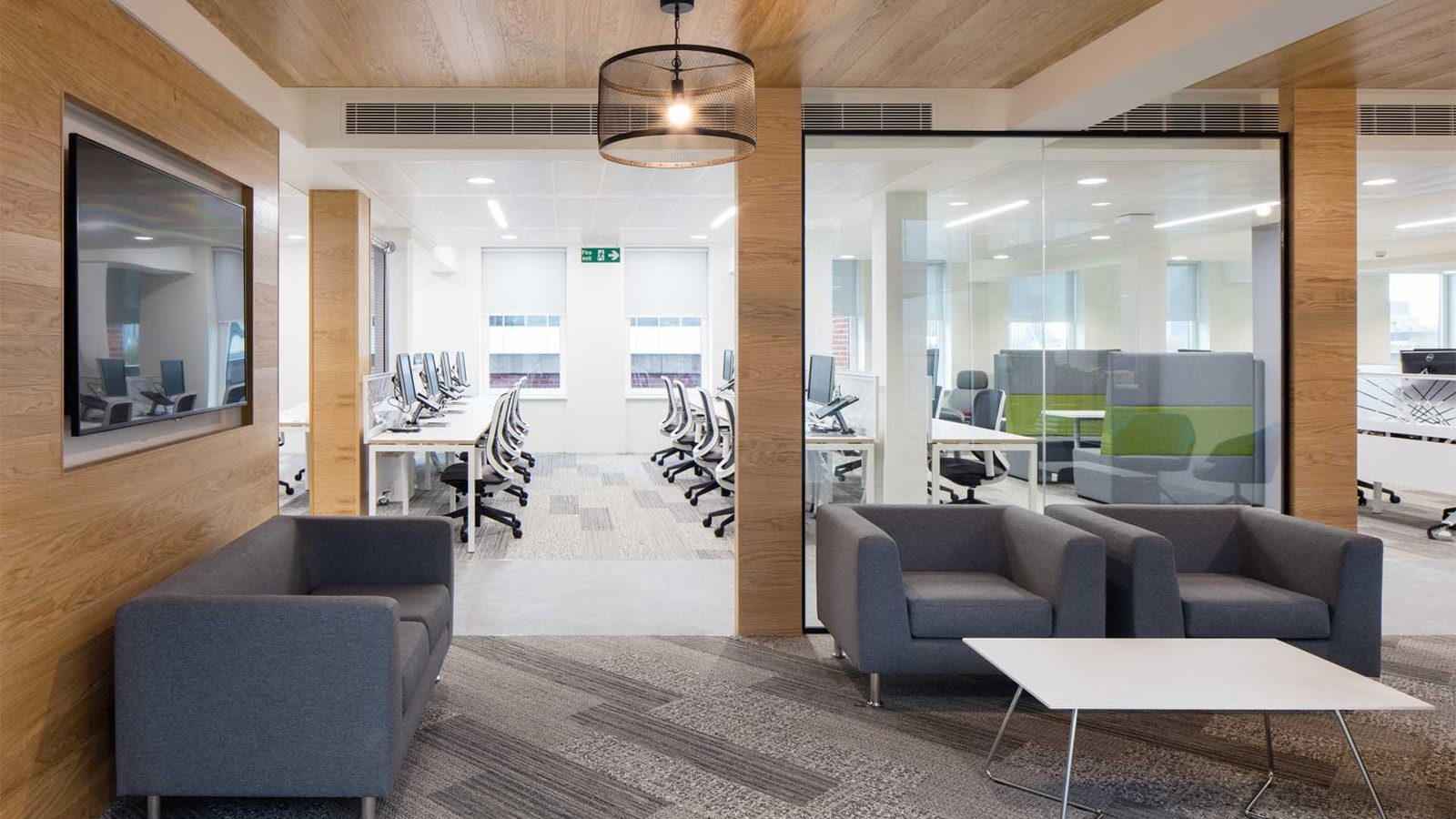 Designing the Perfect Office for a Flexible Workforce