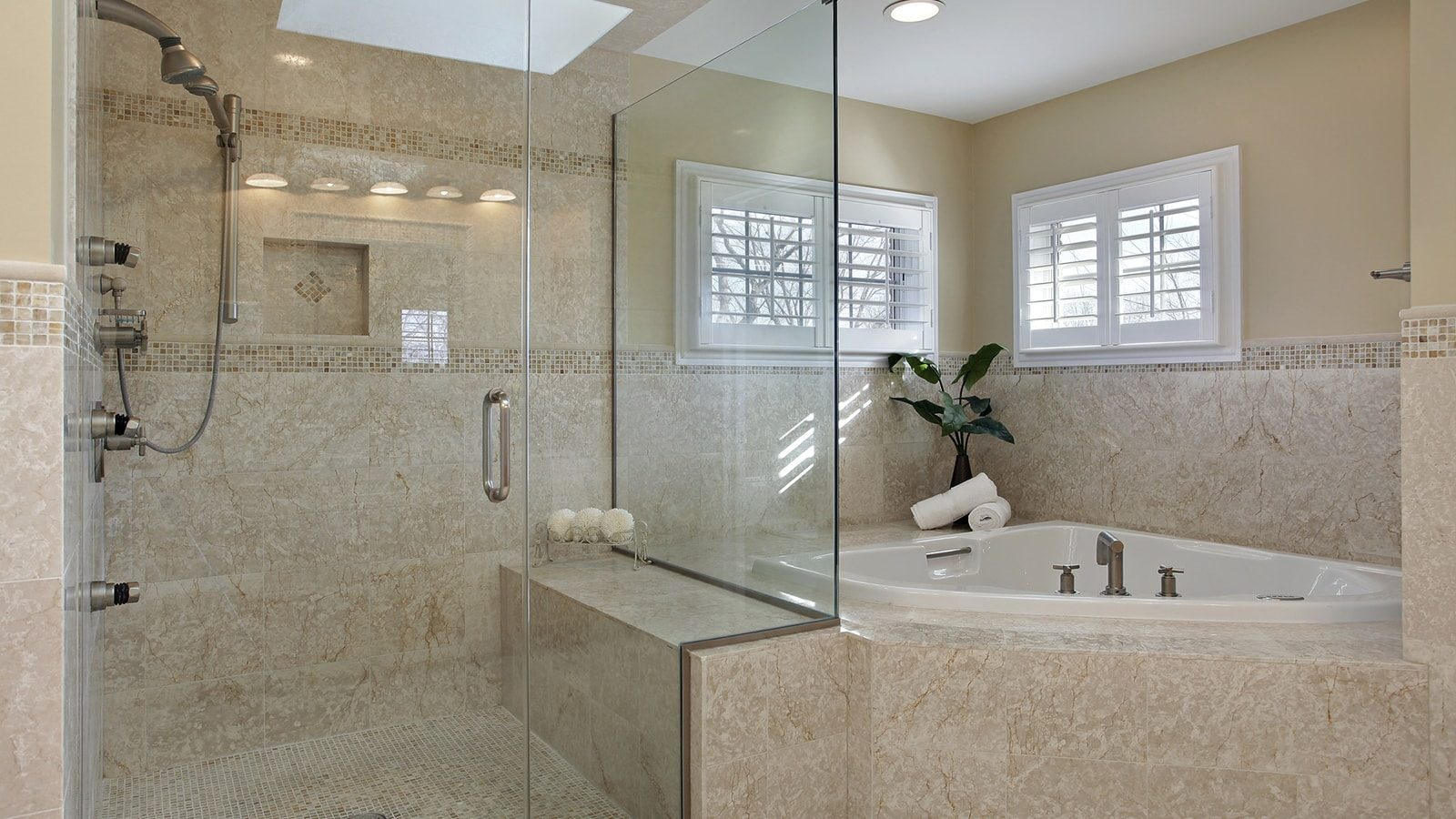 Looking for a Shower Upgrade? Check Out These Inspirational Walk-in Design Ideas